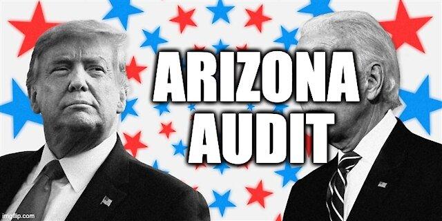 L'audit du vote en Arizona et l'adrenochrome